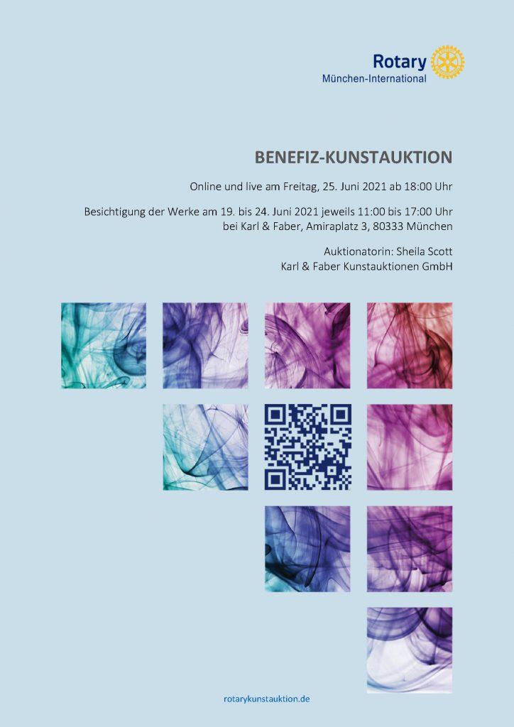 Katalog Benefiz Kunstauktion